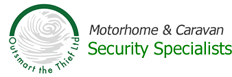 Outsmart the theif ltd logo - motorhome and caravan security specialists